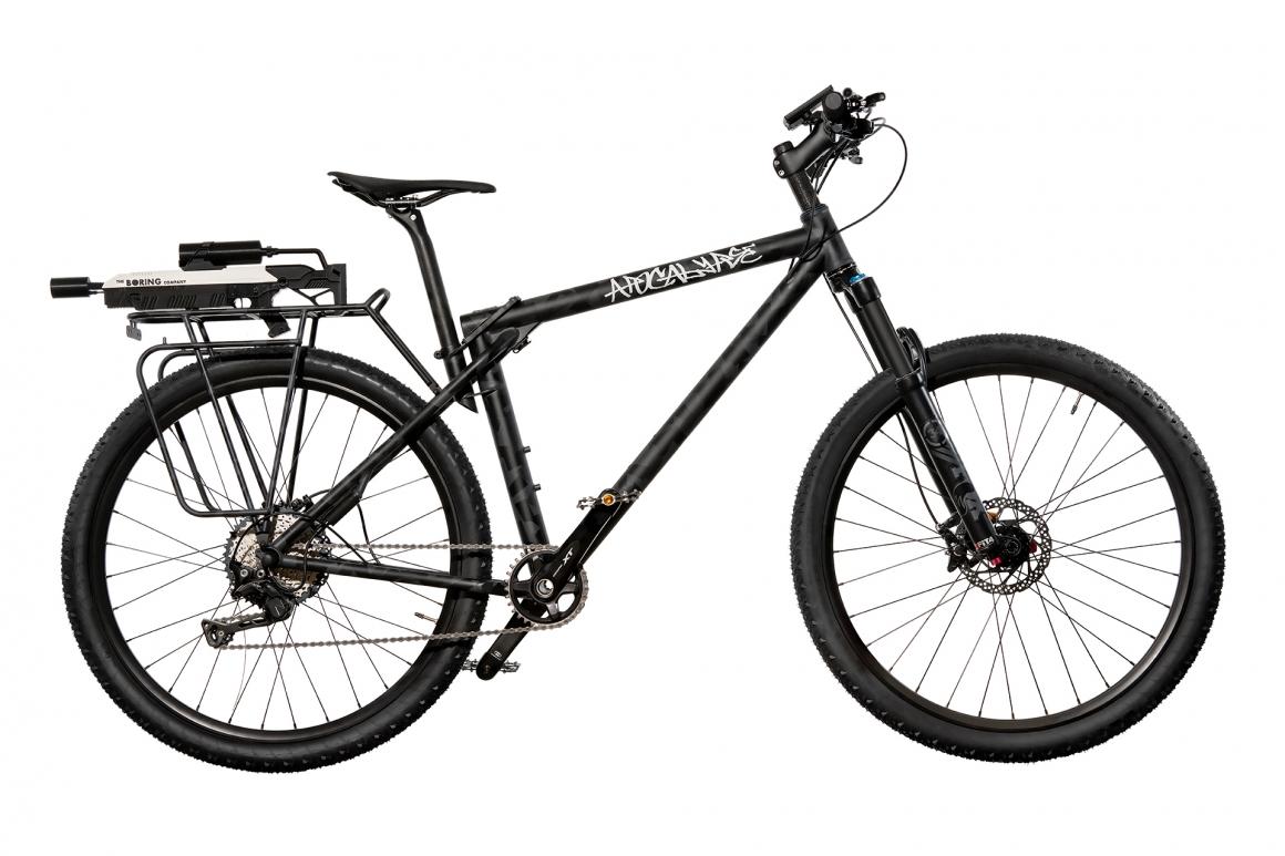 tesla bicycle