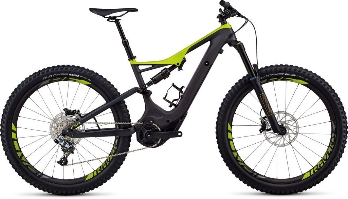 Specialized S-WORKS Turbo Levo FSR 6FATTIE / 29