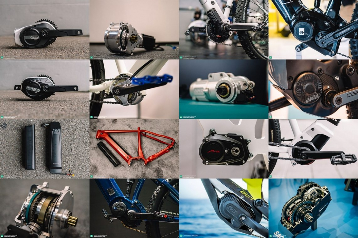 Новые тенденции в области электромоторов и аккумуляторов на Eurobike 2019: Amprio, Bafang M600, Kervelo Quartz, Revonte ONE и другие